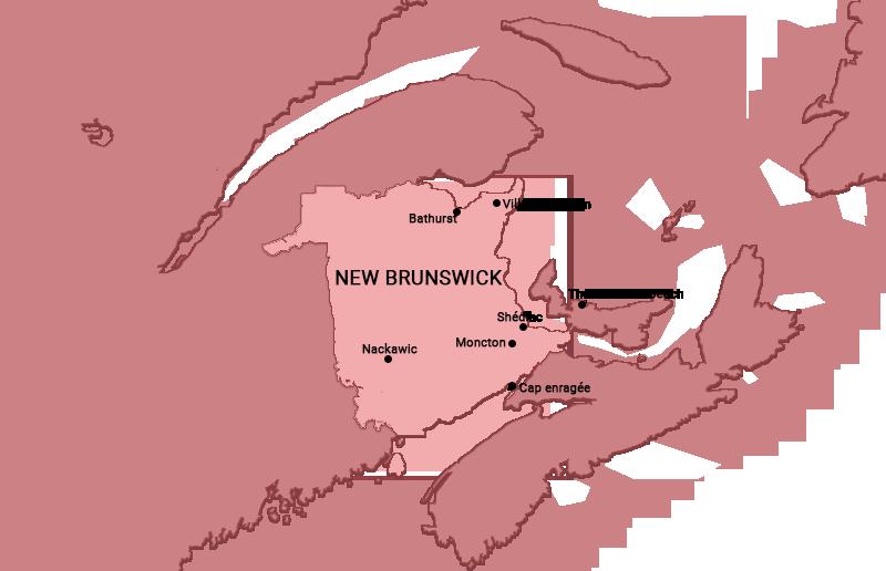 New Brunswick : Road trip au pays des marées
